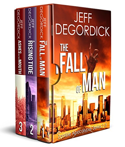 Zombie Apocalypse Series Books 1-3 (Zombie Apocalypse Series Box Set) by [DeGordick, Jeff]