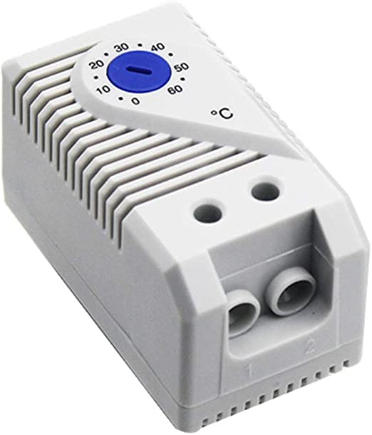 Bclaer72 - Termostato mecánico Ajustable, Compacto, termostato ...
