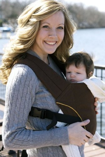 4a42e8356fd Amazon.com - Catbird Baby Pikkolo Carrier - Café Au Lait - Child ...
