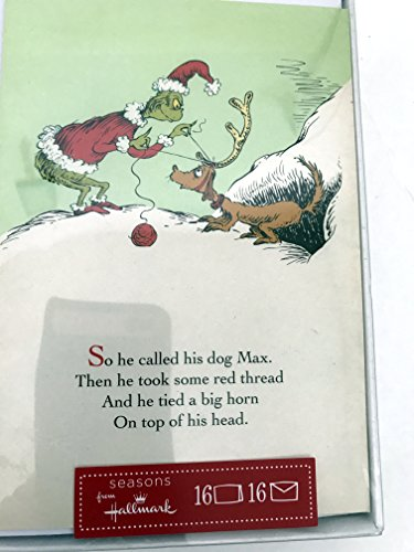 Hallmark-Dr-Seuss-Christmas-Cards-Grinch-His-Dog-Max