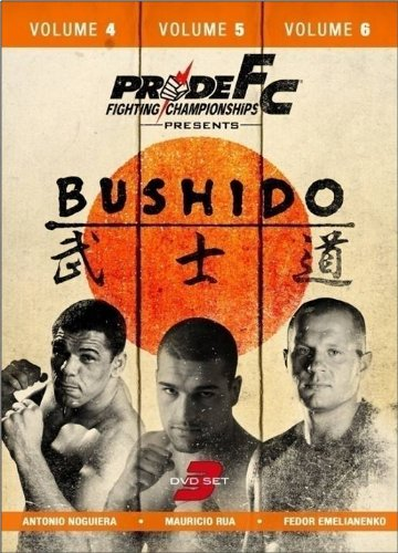 Price comparison product image Pride FC: Bushido Collection Two - Vols. 4-6