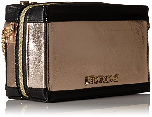Kitsch Camera Betsey Johnson Cross Bag Body Gold Rqx4P5wzg