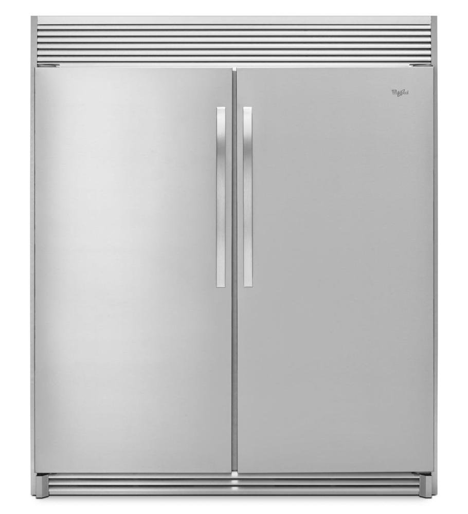 WHIRLPOOL WSZ57L18DM 18 cu. ft. SideKicks(R) All-Freezer with Fast Freeze
