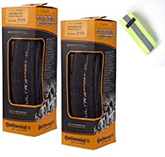 Continental Bike Tires - Ultra Sport IIThe advanced new compoundBased on activated silica compounds, this technology was originally intendedas an performance level compound, but after intensive development at ourKorbach Research and Developme...