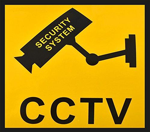 Fake Überwachungskamera LED Dummy Alarmanlage Kameraatrappe Attrappe Camera 3454