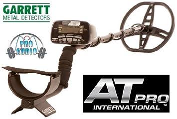 Garret At Pro International - Detector de metales para el agua, para la búsqueda de oro, monedas: Amazon.es: Deportes y aire libre