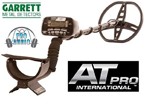 GARRETT AT PRO INTERNATIONAL METAL DETECTOR CERCAMETALLI AGUA MONEDAS DE ORO: Amazon.es: Deportes y aire libre