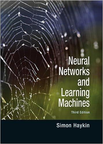 Neural Networks Book By Simon Haykin