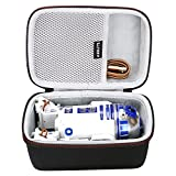 LTGEM EVA Hard Case for Sphero R2-D2 App-Enabled Droid - Travel Protective Carrying Storage Bag
