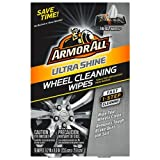 Armor All Ultra Shine Wheel Cleaning Wipes (16 count)