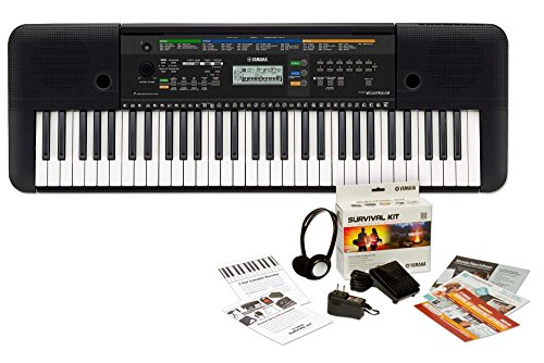 Yamaha PSRE253 Portable Keyboard Survival