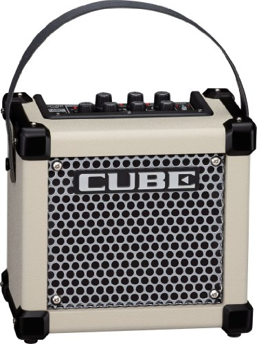 Portable Guitar Amp Battery Powered - 3