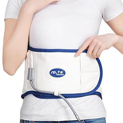 LPY-Lumbar Support Lumbar Disc Herniation Massager Spinal Air Traction Back Belt LM-61 by Waist support (Image #1)