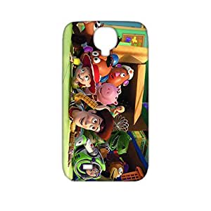 WWAN 2015 New Arrival toy story 5 3D Phone Case for Samsung GALAXY S4