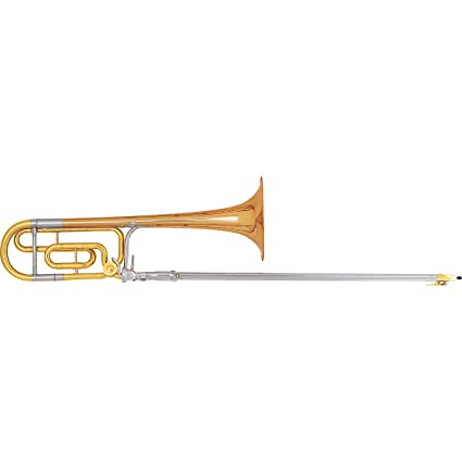 Amazon com: King Legend 4B Series Trombone (2104F Lacquer