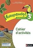 ¡Estupendo! 3e - Cahier d'activités