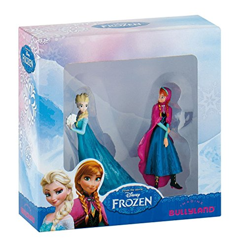 Pair Packed Disney's Frozen Elsa and Anna Birthday Party Cake -