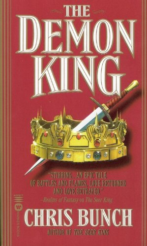 book cover of The Demon King
