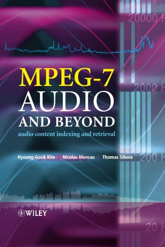 (MPEG-7 Audio and Beyond: Audio Content Indexing and Retrieval)