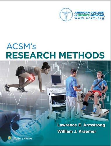 ACSM's Research Methods