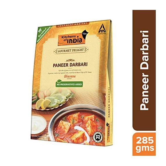 Kitchens of India Paneer Darbari, 285g