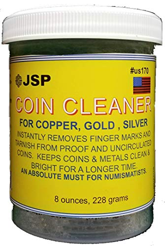 JSP Coin Cleaning DIP