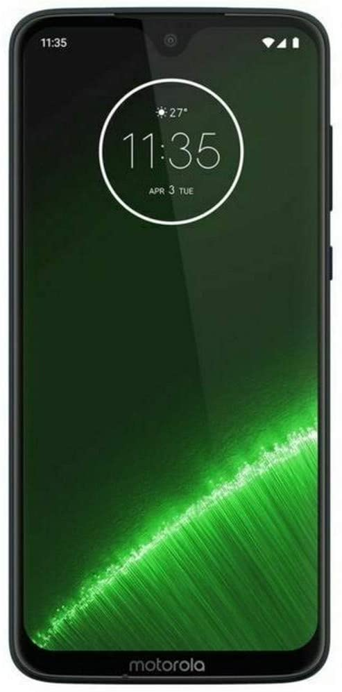 Motorola Moto G7 Plus XT1965-2 64GB Unlocked GSM Phone w/Dual 16 MP & 5 MP Camera - Deep Indigo