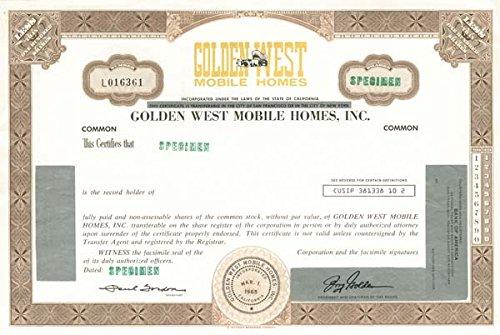 Golden West Homes >> Amazon Com Golden West Mobile Homes Inc Entertainment