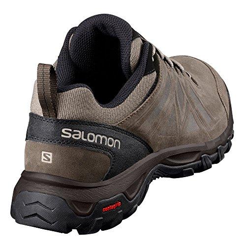 Evasion Air Chaussures en Hommes de pour LTR Chaussures Plein Randonnée 2 Marron New Salomon 5zxqwHP7q