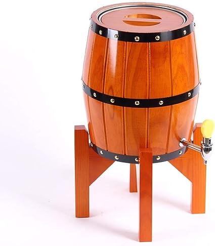 Kylinjtt 5L Oak Ageing Barrel - Whisky Barrel - Añádase su ...