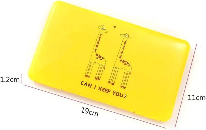 Caja de Almacenamiento de algod/ón filtrado Caja de Limpieza a Prueba de Polvo y Humedad YQHbe Caja port/átil de Almacenamiento de Desechables