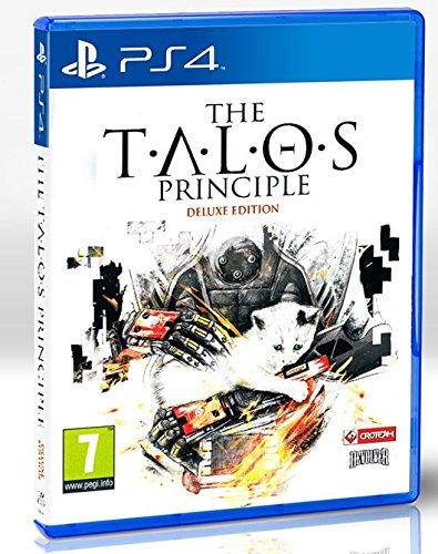 The Talos Principle: Deluxe Edition (PS4) by Namco