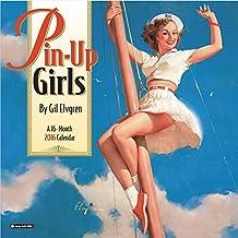 Pin-up Girls 2016 Calendar
