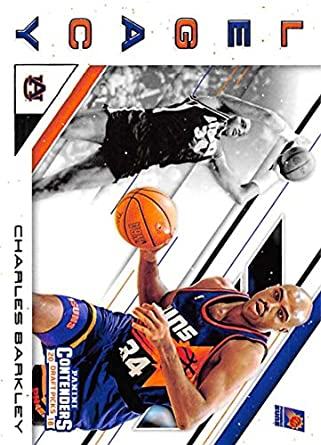 Amazon Com 2018 19 Panini Contenders Draft Picks Basketball