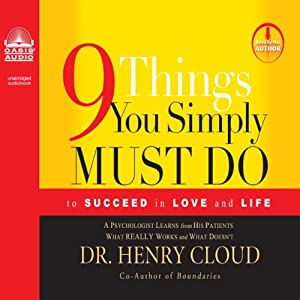 9 Things You Simply Must Do Audiobook