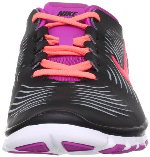 Nike Free Balanza Fitness Shoes BLACK/ATOMIC RED/STLTH/CLB PINK BF4G0rUK0n