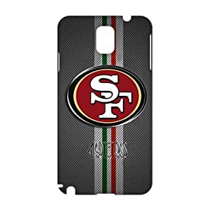 CCCM SF 49ers 3D Phone Case for Samsung Note 3