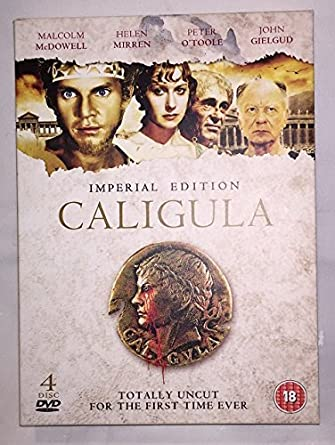 Caligula : Imperial Edition UNCUT Mediabook Limited Edition