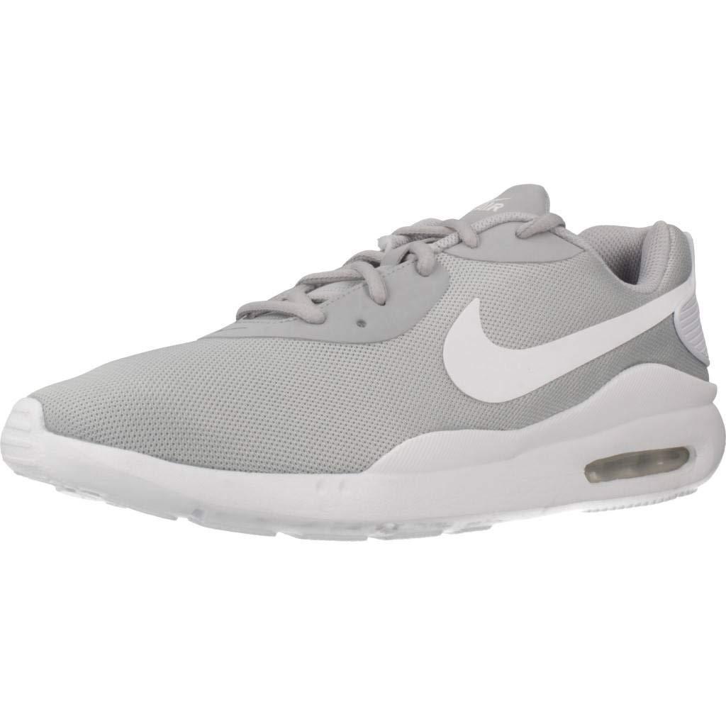 gris (Wolf gris blanc 000) 39 EU Nike Air Max Oketo, Chaussures d'Athlétisme Homme