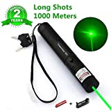 Dreamlizer Tactical Green Hunting Rifle Scope Sight Laser Pen Demo Remote Pen Pointer