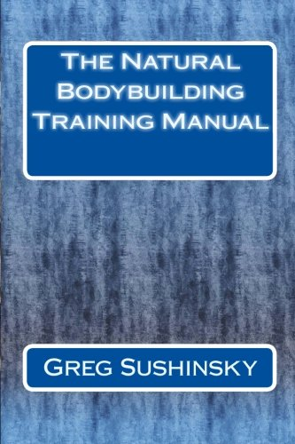 Natural Bodybuilding Training Manual product image