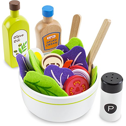 Wood Eats! Succulent Salad Playset (36pcs.) by Imaginatio...