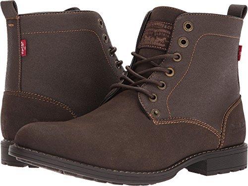 Levi's Shoes Men's Lakeport Dark Brown 8 D US