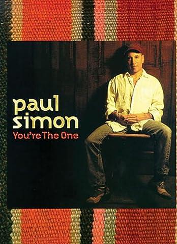 PAUL SIMON: YOU'RE THE ONE (Paul Simon/Simon & Garfunkel) (Simon And Garfunkel Lyrics)