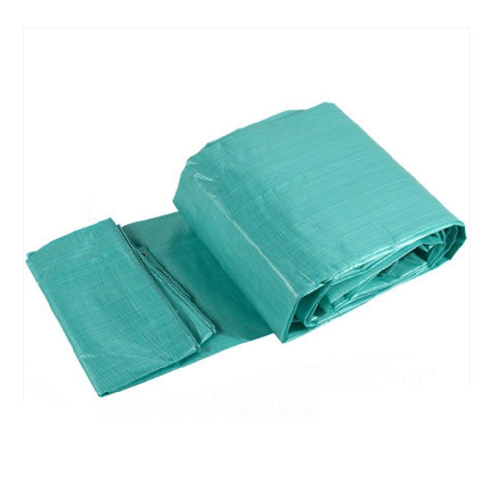 QX pengbu IAIZI Grüner Plane-PET Plastikcarport-Sonnenschutz hitzeBesteändiges rostfestes Wasserdichtes schützt Bauholz-Schrumpf-Beweis