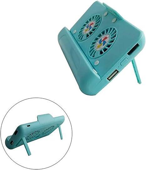 Jad Teléfono Celular portátil, USB del refrigerador de Doble ...