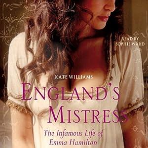 England's Mistress Audiobook