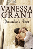 Yesterday's Vows (Time for Love Book 4)