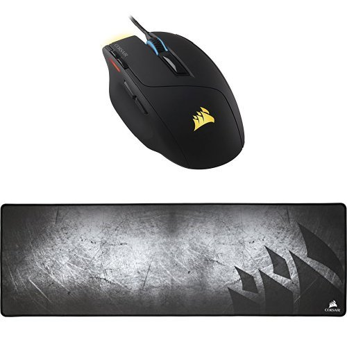 CORSAIR SABRE - RGB Gaming Mouse - Lightweight Design - 10,0