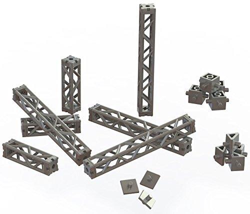 PLUM Modeling Supply 06 Mini Truss Plastic Model (Truss Frame)